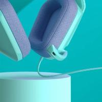 Геймърски слушалки LOGITECH G335 Wired Gaming Headset MINT - 981-001024 Снимка 4