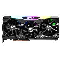 Комбо видео карта + захранване EVGA GeForce RTX 3070 FTW3 ULTRA GAMING - 08G-P5-3767-KR + EVGA SuperNOVA 750 GT 80 Plus Gold - 220-GT-0750-Y1 Снимка 4