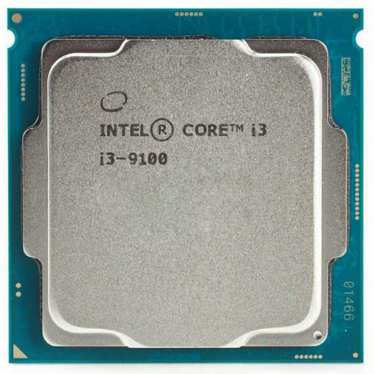 Процесор Intel Core i3-9100 (3.60GHz up to 4.20GHz, 6MB, 65W, LGA1151) Tray