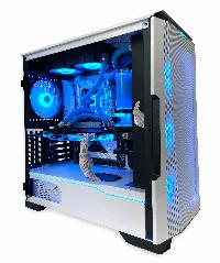 Геймърски компютър Mystique Custom Water Build (AMD Ryzen 7 5800X, 16GB, RTX 3080 10GB, 500GB SSD, 850W) Снимка 3