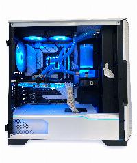 Геймърски компютър Mystique Custom Water Build (AMD Ryzen 7 5800X, 16GB, RTX 3080 10GB, 500GB SSD, 850W) Снимка 4