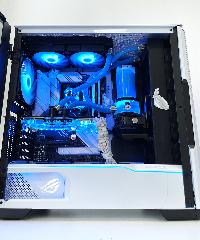 Геймърски компютър Mystique Custom Water Build (AMD Ryzen 7 5800X, 16GB, RTX 3080 10GB, 500GB SSD, 850W) Снимка 5