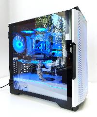 Геймърски компютър Mystique Custom Water Build (AMD Ryzen 7 5800X, 16GB, RTX 3080 10GB, 500GB SSD, 850W) Снимка 10