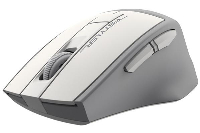 Оптична мишка A4tech FG30S Fstyler, Безжична, Безшумна, Бял Снимка 1