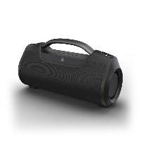 Блутут мобилна колонка HAMA SoundBarrel, 60 W, Водоустойчива, Черен Снимка 1