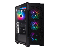 Геймърски компютър Killer Chill (AMD Ryzen 5 5600X, B550, RTX 3070, 16GB DDR4, 500GB NVMe SSD, 650W) Снимка 1