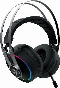 Геймърски слушалки Gamdias HEBE P1A RGB Gaming Heaphones Virtual 7.1 Vibration Снимка 2