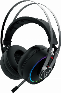 Геймърски слушалки Gamdias HEBE P1A RGB Gaming Heaphones Virtual 7.1 Vibration Снимка 5