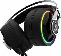 Геймърски слушалки Gamdias HEBE P1A RGB Gaming Heaphones Virtual 7.1 Vibration Снимка 11