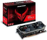 Комбо PowerColor Red Devil RX 6600XT + ASUS PRIME B450 PLUS + 2X8GB TEAM GROUP T-FORCE DELTA TUF RGB + EVGA Supernova 650 GT 80+ Gold   Снимка 2