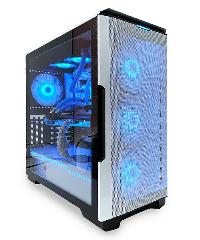 Геймърски компютър Mystique Custom Water Build (AMD Ryzen 7 5800X, 16GB, RTX 3080 10GB, 500GB SSD, 850W) Снимка 1